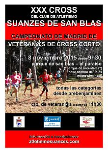 XXX CROSS DE SUANZES