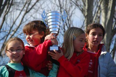 Equipo Alevín femenino 3º